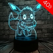 Eevee Colour Changing 3D Light