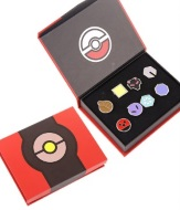 Johto Region – Gym Badge Pins