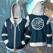 Avatar: The Last Airbender Jacket Hoodie