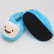 Finn Plush Slippers