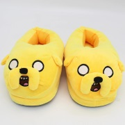 Jake Plush Slippers