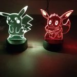 Eevee Colour Changing 3D Light photo review